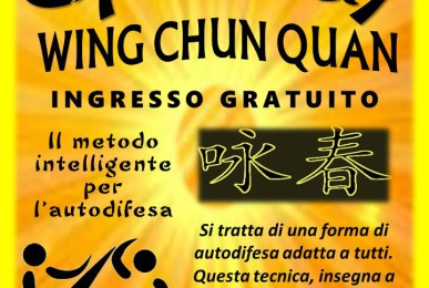 Open Day Wing Chun Quan Rimini