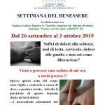 Settimana del benessere a Rimini nella palestra Tiberio Wellness