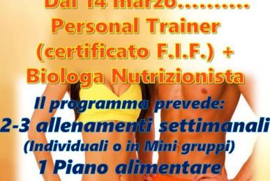 Programma di Personal Trainer nella palestra Tiberio Wellness di Rimini