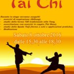 Tai Chi palestra Tiberio Wellness Rimini